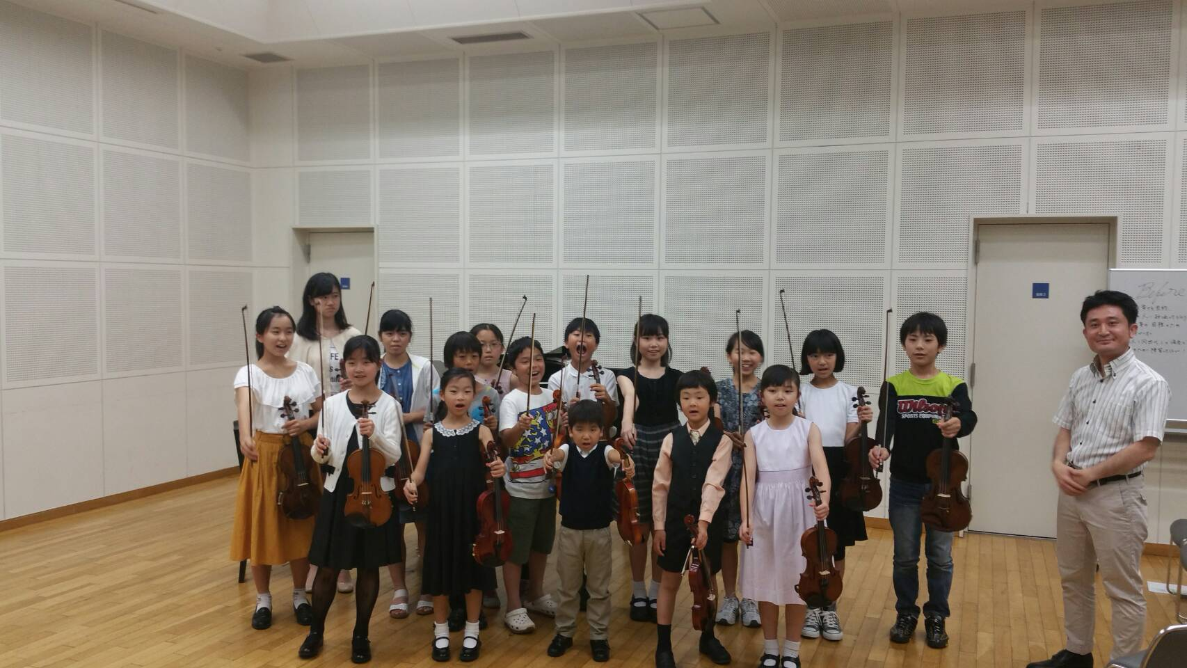 試演会2017@東京芸術劇場リハーサルルーム